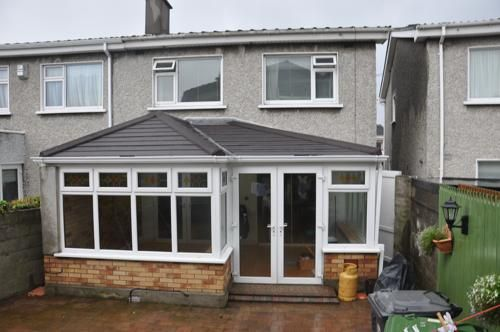 Diy & Self Build Scottish Guardian Tiled Conservatory roofs