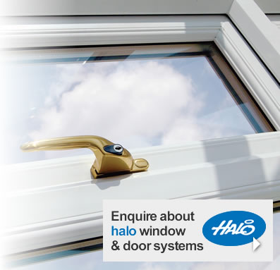 Veka halo doors and windows