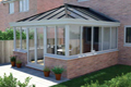 ultraframe livinROOF solid roof image and access