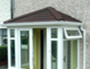 porch tiled roof page access image