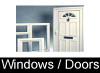 all of our upvc and aluminium door and window ranges image and page access