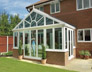 K2 Bespoke Gabled Feature Conservatory