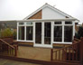 K2 Self Build Lean To Conservatory