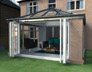 Ultraframe Livin Room Orangery with Bifolds gallery photo